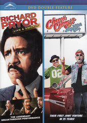 Richard Pryor Live And Smokin' / Cheech And Chong's Hey Watch This (DVD Double Feature)