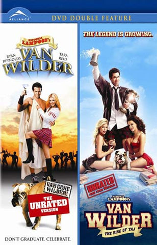 National Lampoon's Van Wilder / Van Wilder The Rise Of Taj (Unrated) (DVD Double Feature) DVD Movie