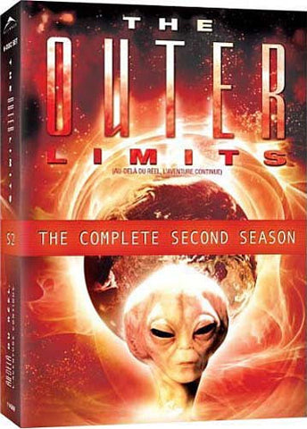 The Outer Limits - The Complete Second Season (2nd) (Bilingual) (Boxset) DVD Movie