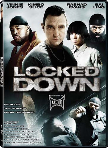 Locked Down DVD Movie