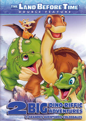 The Land Before Time - The Big Freeze/Journey To Big Water Vol 8 And 9 (Double Feature)