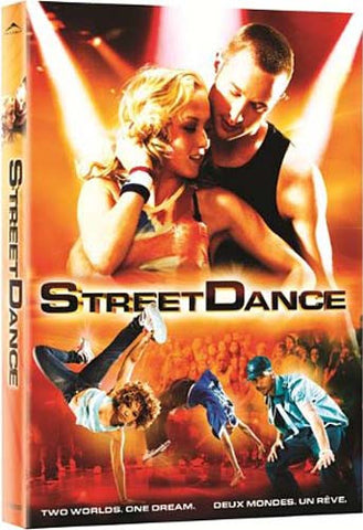 StreetDance DVD Movie
