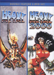 Heavy Metal / Heavy Metal 2000 (Double Feature)