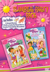 Hollie Hobbie - Best Friends Forever And Surprise Party (Slumber Party Pack) (Boxset)