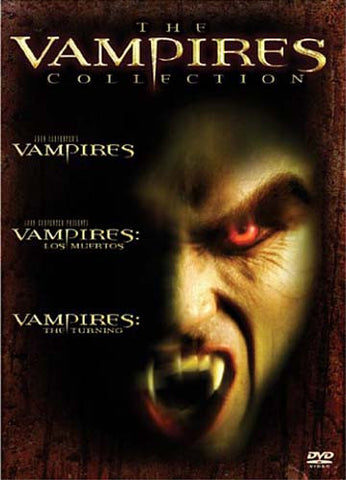 The Vampire Collection (Boxset) DVD Movie