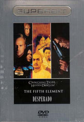 Crouching Tiger, Hidden Dragon / The Fifth Element / Desperado (Superbit) (Boxset)