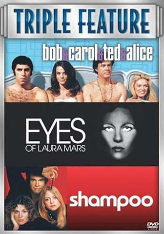 Bob and Carol and Ted and Alice/Shampoo/Eyes of Laura Mars (Triple Feature) (Boxset) DVD Movie