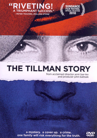 The Tillman Story (SONY) DVD Movie
