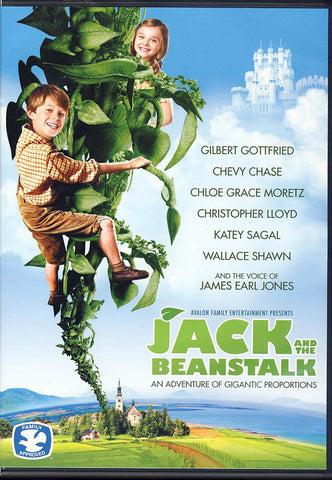 Jack And The Beanstalk DVD Movie