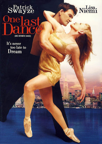 One Last Dance DVD Movie