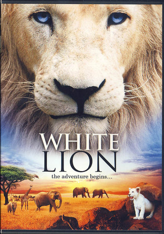 White Lion DVD Movie
