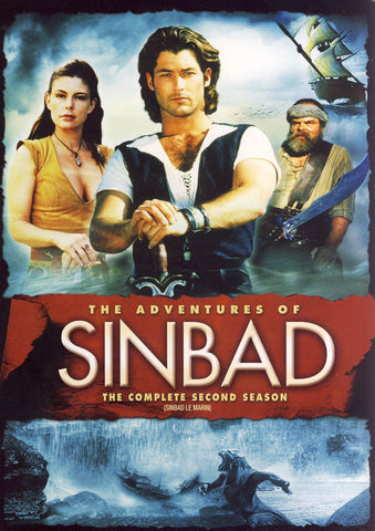 The Adventures Of Sinbad - The Complete Second Season (Boxset) (Bilingual) DVD Movie