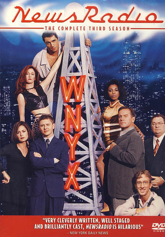 Newsradio - The Complete Third Season (Boxset) DVD Movie