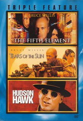 The Fifth Element / Tears of the Sun / Hudson Hawk (Triple feature) (Boxset)
