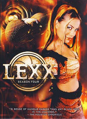 Lexx - Season Four (Boxset)