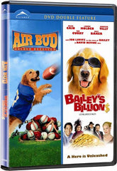 Air Bud - Golden Receiver / Bailey s Billions (Double Feature) (Bilingual)