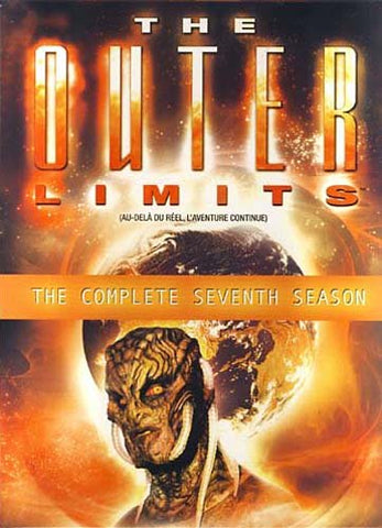 The Outer Limits - The Complete Season 7 (Bilingual) DVD Movie
