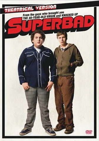 Superbad (Theatrical Edition) DVD Movie
