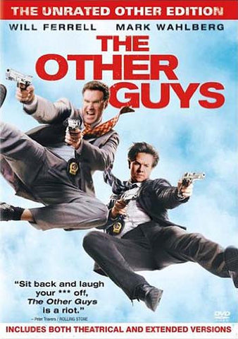 The Other Guys (The Unrated Other Edition) DVD Movie