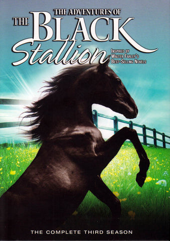 The Adventures of the Black Stallion - The Complete Season 3 (Boxset) (Alliance) DVD Movie