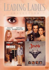 Leading Ladies Collection (Girl, Interrupted / The Age Of Innocence/ Mr Deeds / Dracula) (Boxset)