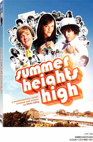 Summer Heights High DVD Movie
