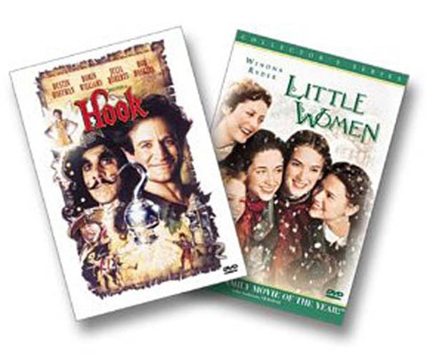 Little Women / Hook (Double Feature) (Boxset) DVD Movie