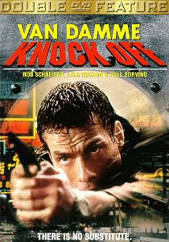 Nowhere to Run / Knock Off (Double Feature) (Boxset) DVD Movie