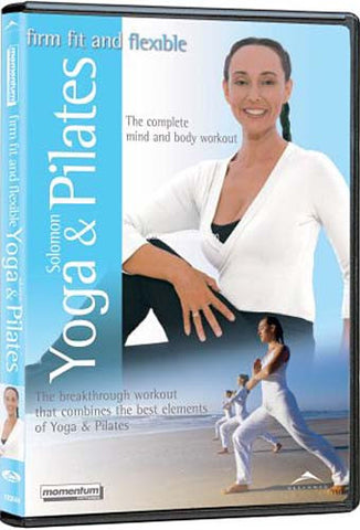 Louise Solomon's Yoga And Pilates - Firm Fit And Flexible DVD Movie