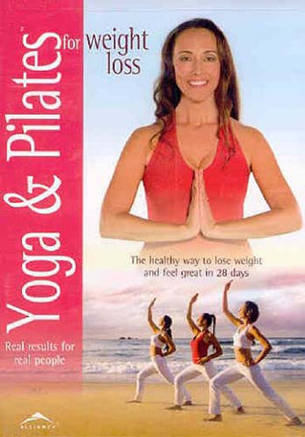 Louise Solomon's Yoga And Pilates - For Weight Loss DVD Movie