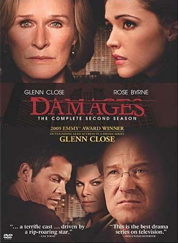Damages - The Complete Second Season (Boxset) DVD Movie
