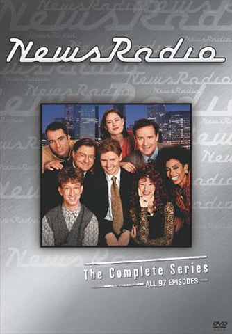 Newsradio - The Complete Series (Boxset) DVD Movie