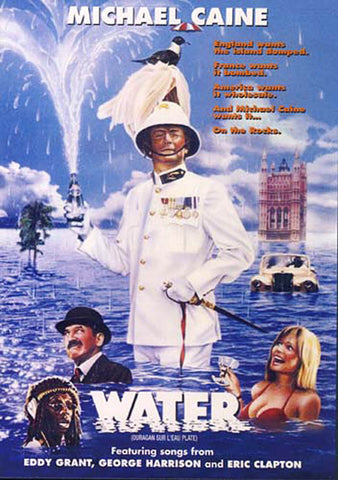 Water (Michael Caine) DVD Movie
