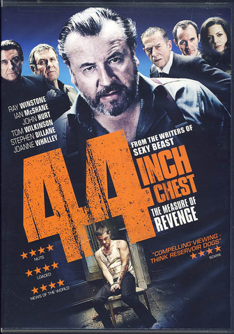 44 Inch Chest DVD Movie