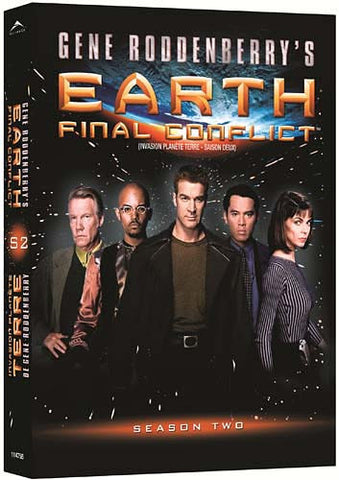 Earth - Final Conflict - Season Two (2) (Boxset) DVD Movie