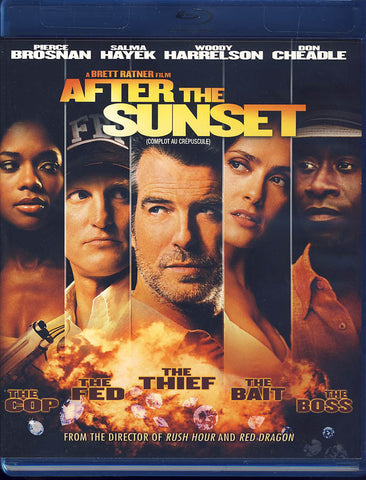 After the Sunset (Blu-ray) BLU-RAY Movie