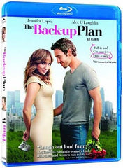 The Back-Up Plan (Blu-ray) (Bilingual)