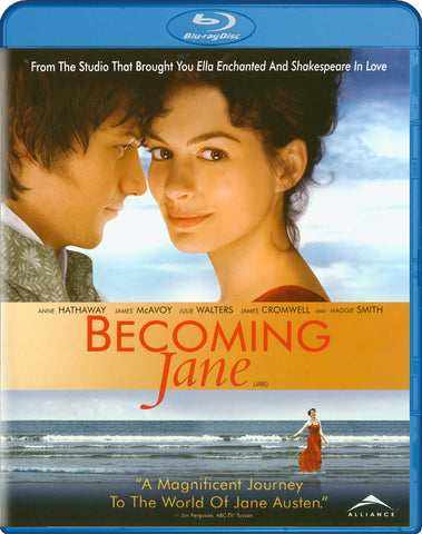 Becoming Jane (Blu-ray) (Bilingual) BLU-RAY Movie