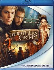 The Brothers Grimm (Bilingual) (Blu-ray)