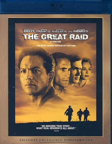 The Great Raid (Bilingual) (Blu-ray) BLU-RAY Movie
