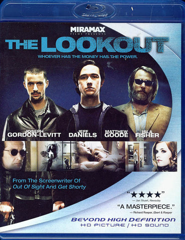 The Lookout (Blu-ray) BLU-RAY Movie