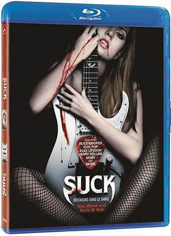 Suck (Bilingual) (Blu-ray) BLU-RAY Movie