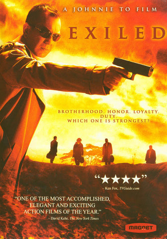 Exiled DVD Movie