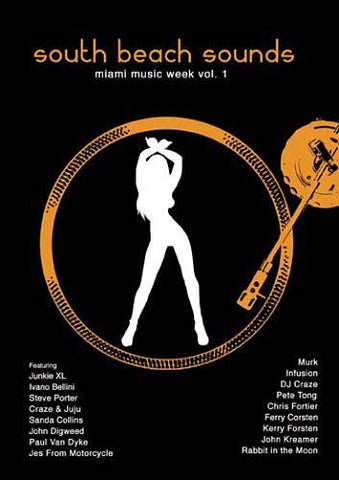 South Beach Sounds Miami Music Week - Vol. 1 DVD Movie