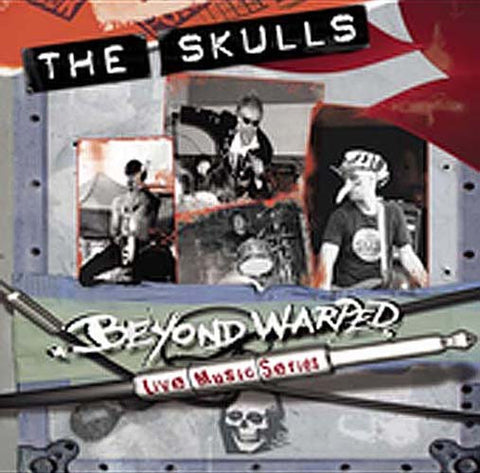 The Skulls: Beyond Warped Live Music Series DVD Movie