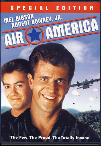Air America (Special Edition) (MAPLE) DVD Movie