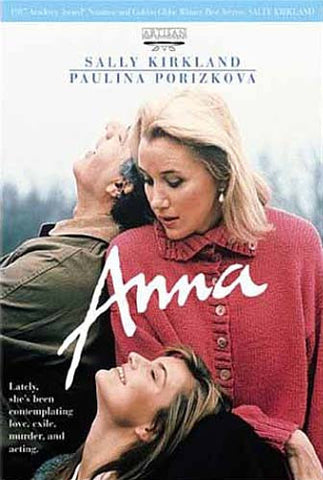 Anna (MAPLE) DVD Movie
