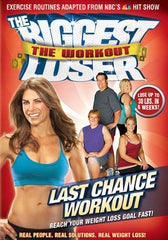 The Biggest Loser - The Workout - Last Chance Workout (Jillian Michaels)