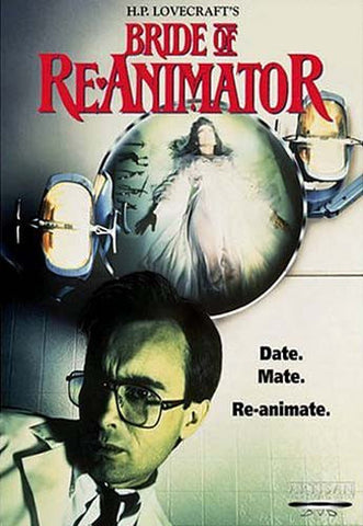 Bride of Re-Animator -  H.P. Lovecraft s DVD Movie