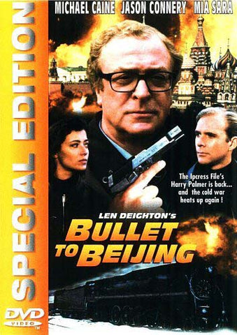 Bullet to Beijing (Special Edition) DVD Movie